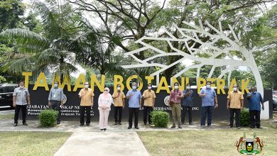 Photo of Reopening of Taman Botani Perak