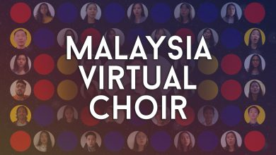 Photo of Virtual Choir as a Malaysia Day Tribute