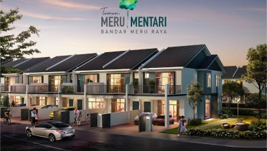 Photo of Buyers Queue Overnight for Dream Home in Bandar Meru Raya