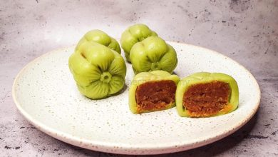 Photo of Recipe: Onde-onde Mooncake