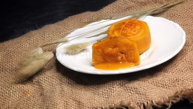 Photo of Recipe: Salted Egg Lava Mooncake