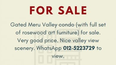 Photo of Meru Valley Condo For Sale