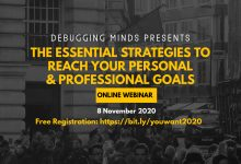 Photo of Essential Strategies to Reach Your Personal & Professional Goals (8Nov 2020)