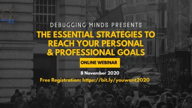 Photo of Essential Strategies to Reach Your Personal & Professional Goals (8 Nov 2020)
