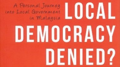 Photo of Book Launch: Local Democracy Denied?