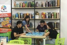 Photo of Put the Phone Away at Tiny House Board Game Café!