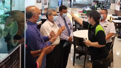 Photo of RM250 Compound for Failure to Follow SOPs for Eateries