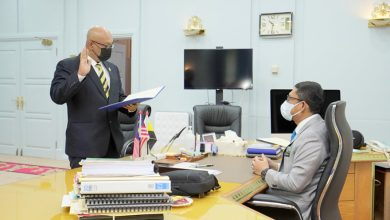 Photo of Dato' Aznel Ibrahim Is the New Political Secretary
