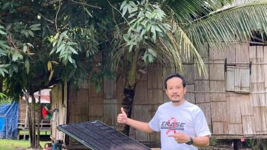 Photo of Solar Panels for Orang Asli Households