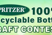 Photo of Spritzer 100% Recyclable Bottle Craft Contest