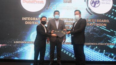 Photo of Digital Perak Collaborates with Nepolink and POIS