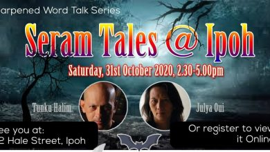 Photo of Seram Tales @ Ipoh Coming Our Way
