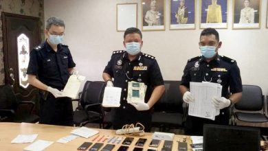 Photo of Online Gambling Syndicate Caught