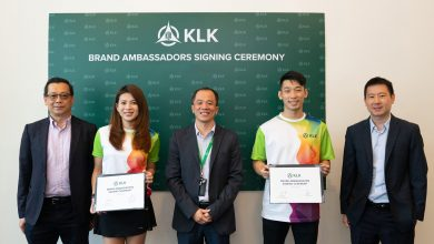 Photo of Peng Soon-Liu Ying Receive Support From KLK To Pursue Their Olympic Dream
