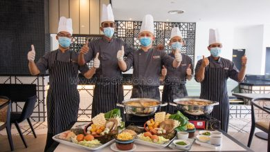 Photo of Travelodge Ipoh the First to Launch Steamboat-style Penang White Curry Mee