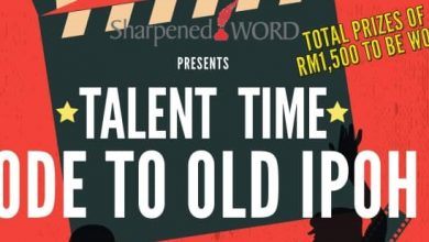 Photo of Talent Time – Ode to Old Ipoh (19 Dec 2020)