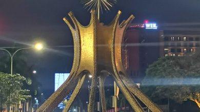 Photo of RM400,000 for Sultan Yussuf Roundabout Beautification