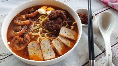 Photo of Penang Hokkien Mee With Braised Spare Ribs