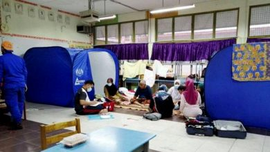 Photo of Floods in Perak: 373 Seeking Temporary Relief Shelters