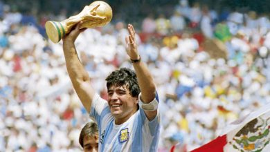Photo of In Memory of Maradona
