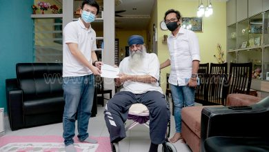 Photo of Jaspal Continues Receiving Aid from Samaritans