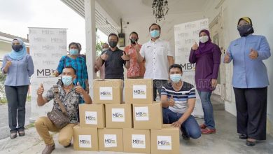 Photo of MB Inc Cares for Media Personnel