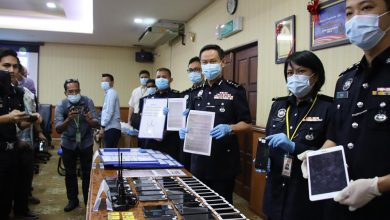 Photo of Macau Scam Syndicate Busted by Local Police
