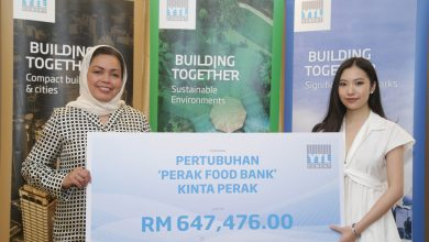 Photo of YTL Cement Contributes To Perak Food Bank