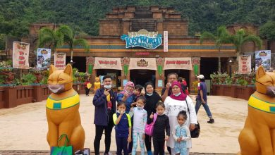 Photo of Sunway Lagoon and Lost World of Tambun Reopens Today
