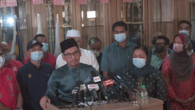 Photo of Ahmad Faizal Resigned as MB