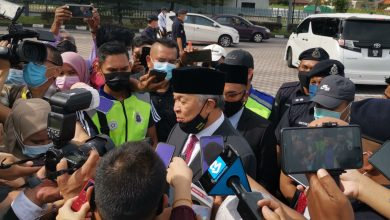 Photo of 'Candidate to be Announced by Sultan'—Ahmad Zahid