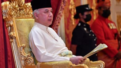 Photo of Sultan Perak Urged Political Leaders to Put People First