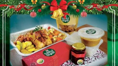 Photo of Ray of Hope Christmas Meal Pack