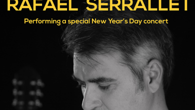 Photo of Rafael Serrallet: Special New Year's Day Concert (1 Jan 2021)