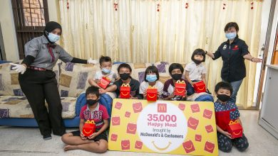 Photo of 35,000 Happy Meals for Over 1,000 Orphanages Nationwide
