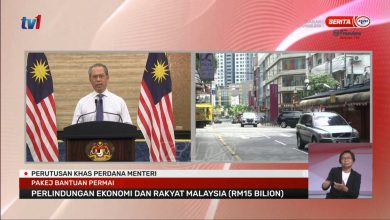 Photo of PM Announces Special Aid Package (PERMAI) Totalling RM15 Billion