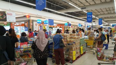Photo of COVID-19: Panic Buying at Supermarkets