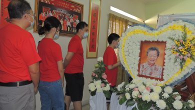 Photo of Going-Home Journey of the Late Matriarch Mdm Chan Sun Yau