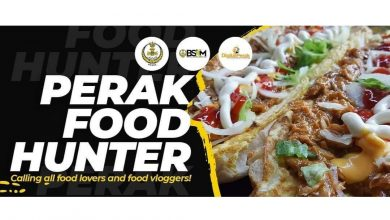 Photo of Short Video Competition on Food Hunting in Perak
