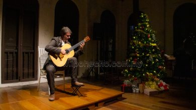 Photo of An Evening of Classical Guitar with Rafael Serrallet