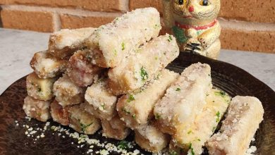 Photo of Recipe: Chaozhou Sugar Coated Yam Sticks