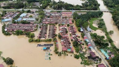 Photo of Flood Victims in Perak Increased to 1,237