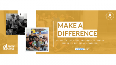 Photo of AIESEC in UTAR – Make A Difference 12.0