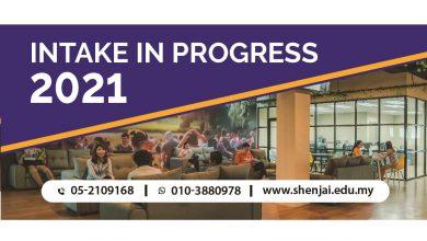 Photo of Kompas International College & Shen Jai TVET College 2021 Intake