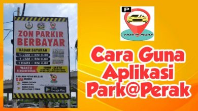 Photo of Expanded Top-Up Methods for Park@Perak App