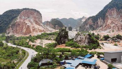 Photo of 3 Limestone Hills Not Under the List of 18 Geosites in Perak
