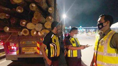Photo of 7 Lorries Illegally Transporting Forest Goods Seized by JPNP