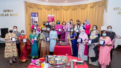 Photo of Iron Lady Award for 21 Women in Conjunction with IWD Celebration 2021