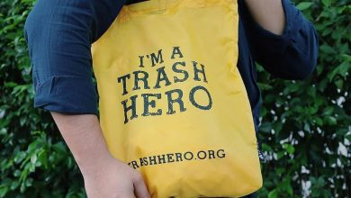 Photo of Break the Plastic Bag Habit with Trash Hero Bags
