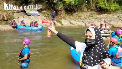 Photo of Extreme Sports Return to Enliven Kampar River